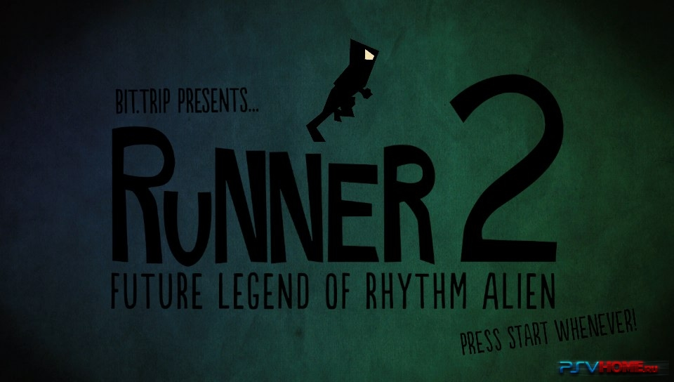 Краткий обзор BIT.TRIP Runner 2: Future Legend of Rhythm Alien.