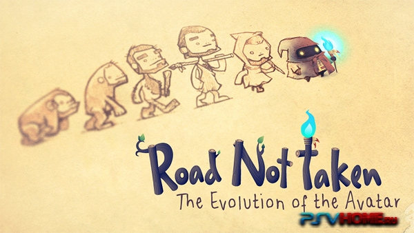 Road Not Taken ��� PS Vita � PS4: ����������� ���� � �������� �������� �����