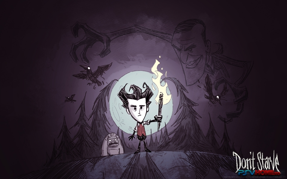 Don't Starve может посетить PlayStation Vita