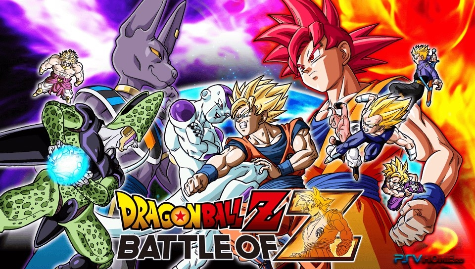 Dragon Ball Z: Battle of Z для PS Vita: бесплатное DLC или Японская озвучка!