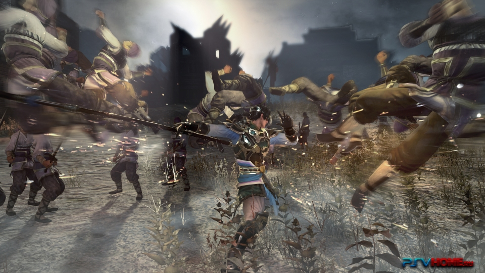 Дата релиза Dynasty Warriors 8: Xtreme Legends Complete Edition для PS Vita и PS4