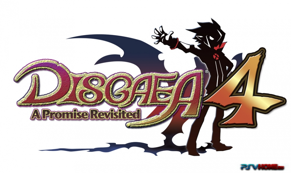 ���� � Disgaea 4: A Promise Revisited ��� PS Vita