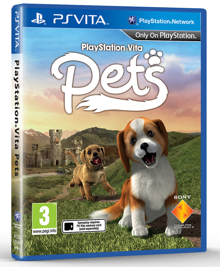 Дата выхода PlayStation Vita Pets для PS Vita