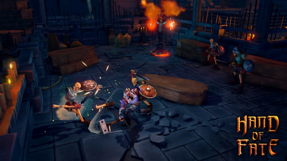 Hand of Fate ������ �� PS Vita � PS4