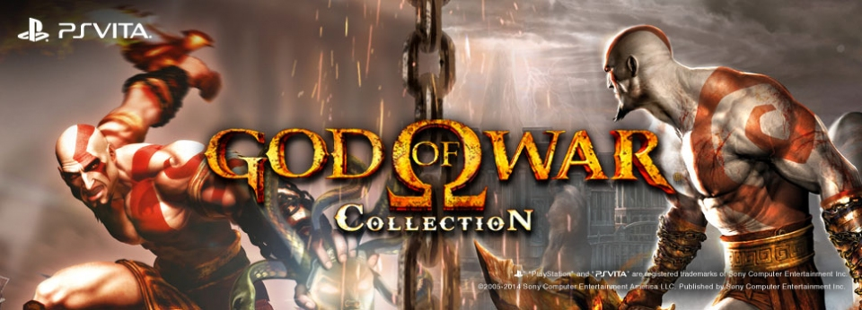 Обзор на God of War Collection для PS Vita