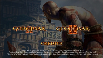 God of War Collection �� PS Vita: �������, ��������� � Cross-Buy