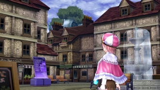 Atelier Rorona Plus: The Alchemist Of Arland для PS Vita выйдет в Европе 20 июня