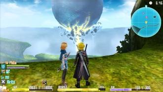 Sword Art Online: Hollow Fragment появится на PS Vita в июле