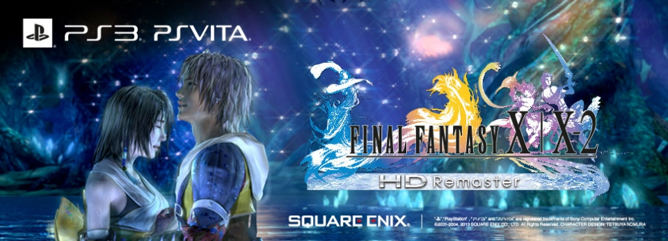 Обзор Final Fantasy X/X-2 HD Remaster для PS Vita