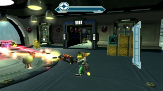 Анонс Ratchet & Clank HD Trilogy для PS Vita