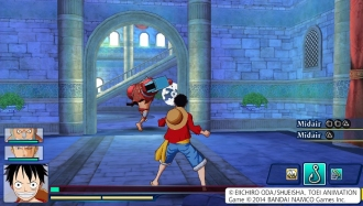 Обзор на ONE PIECE: Unlimited World Red для PS Vita