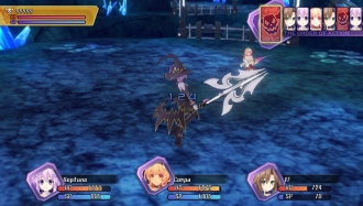 Обзор Hyperdimension Neptunia Re;Birth1 для PS Vita