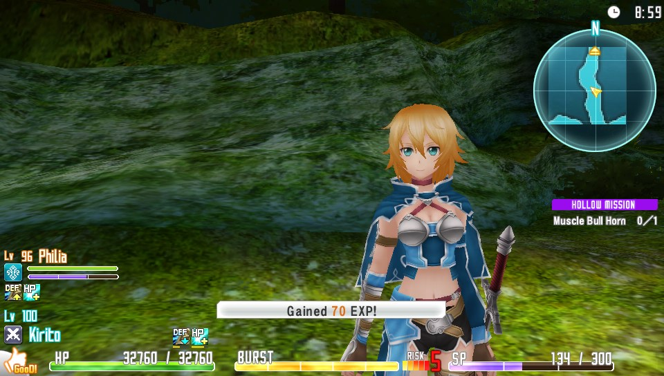 Обзор на Sword Art Online: Hollow Fragment для PS Vita