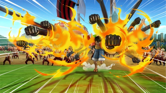 ������ �������� One Piece: Pirate Warriors 3