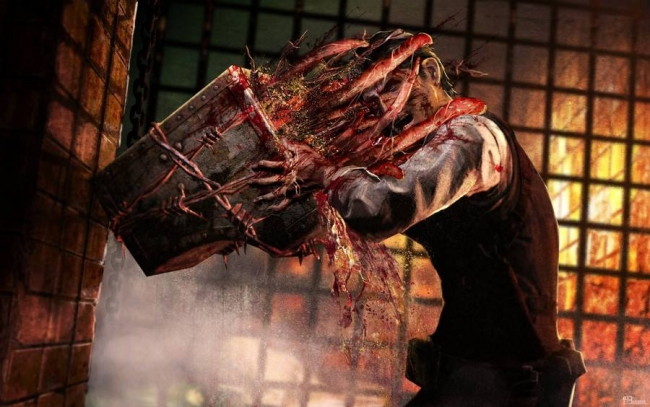 Внешний вид главного героя The Evil Within