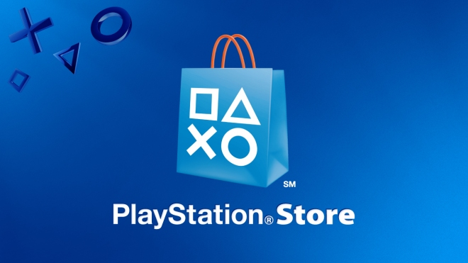 ������ �� �������� �������� � PlayStation Store