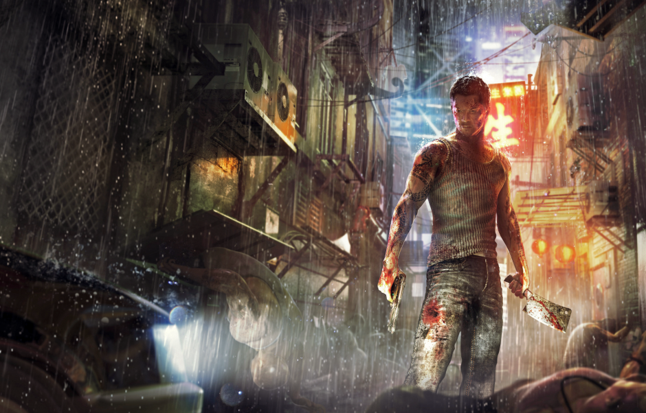 ����������� ������� Sleeping Dogs: Definitive Edition ��� PS4