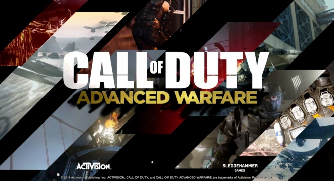 Трейлер CoD: Advanced Warfare - Power Changes Everything