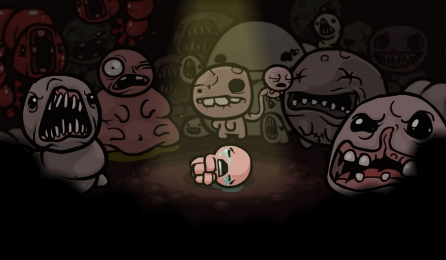 The Binding of Isaac: Rebirth ����� � ���������� ������� ��� ��� ����������� PS Plus