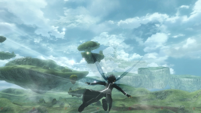 Скриншоты  Sword Art Online: Lost Song