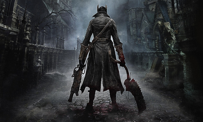 ����� ������� Bloodborne � ��������� Golden Joystick Awards 2014