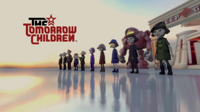 The Tomorrow Children: ��� ��������� �������� ����������� ������ ��� PS4