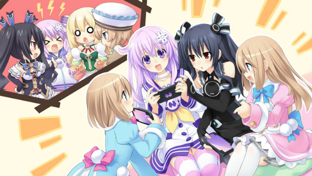 Hyperdimension Neptunia Re;Birth 2 выйдет в январе