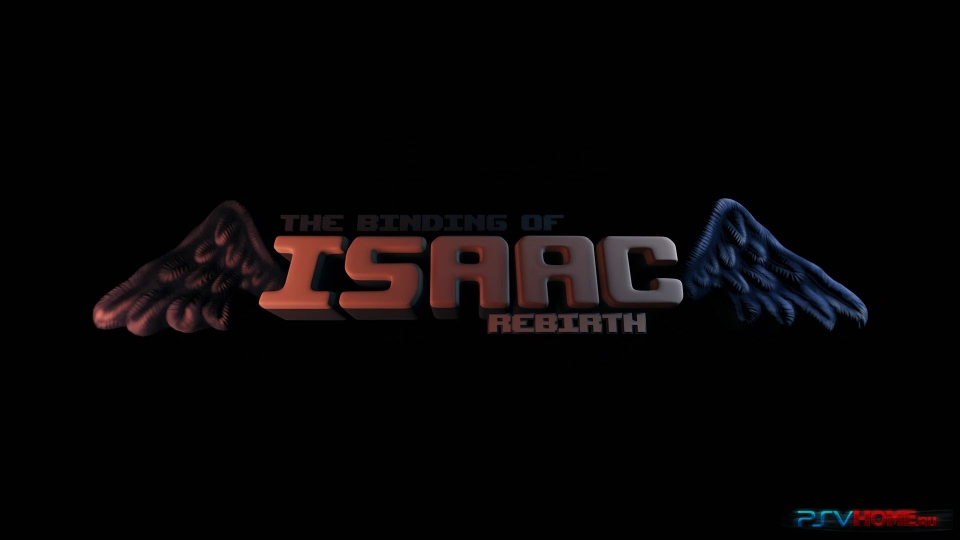 Обзор The Binding Of Isaac: Rebirth