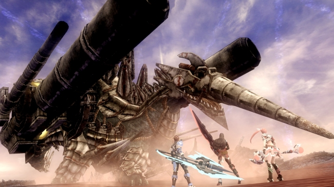 В Phantasy Star Nova будут костюмы из Valkyria Chronicles 3