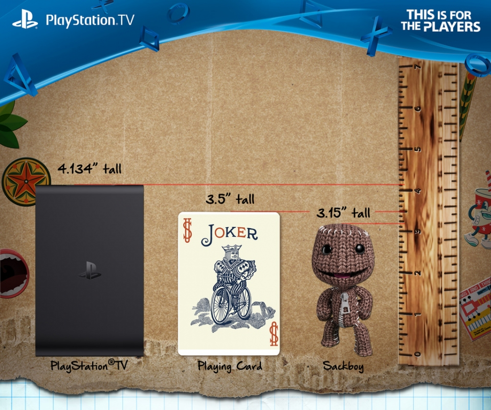 PlayStation TV уже в России!