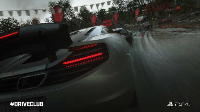 ������������ �������� ������� ����� ��������� � Driveclub � ��������� ������!