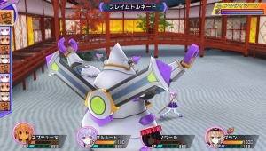 Свежие скриншоты Hyperdimension Neptunia Re;Birth 3: V Century