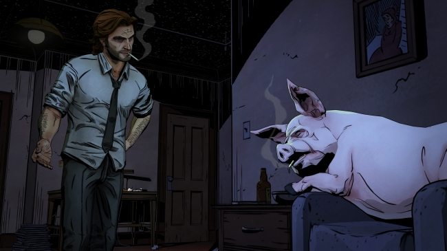 Обзор The Wolf Among Us
