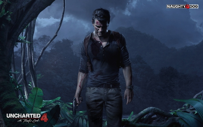 ����� �������-��� Uncharted 4: A Thief's End