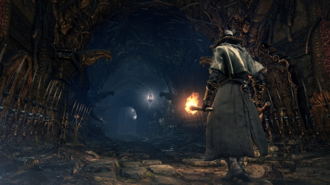 ������ ����������� Bloodborne � PlayStation Experience!