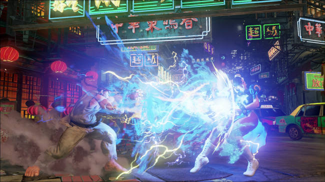 Street Fighter V ��� PlayStation 4 �������� ������������ ���������� �����������