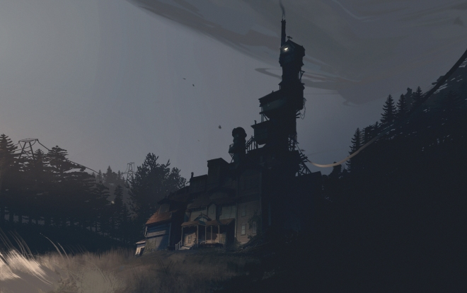 What Remains of Edith Finch – новый эксклюзив для PS4 от Giant Sparrow