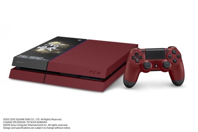 ����������� ����� ����� - PlayStation 4 � ��������� � Final Fatasy Type-0 HD!