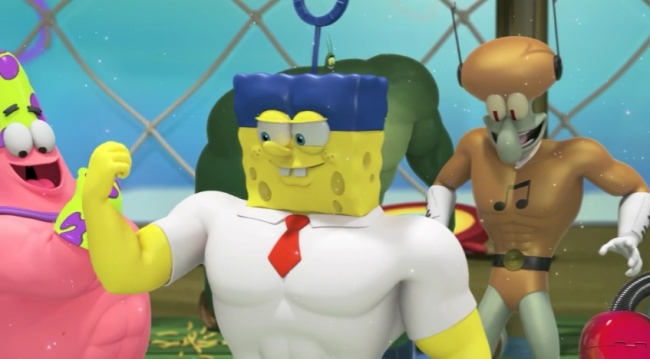Анонсирован Spongebob HeroPants для PS Vita