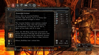 Новые подробности Dark Souls II: Scholar of the First Sin