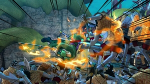 ������ ��������� One Piece: Pirate Warriors 3