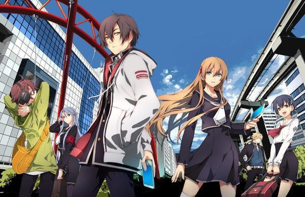 Tokyo Xanadu выйдет на PlayStation Vita
