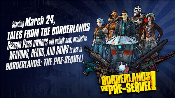 ��������� Season Pass ��� Tales from the Borderlands ������� �������������� �������