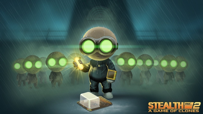 Анонсирована Stealth Inc 2: A Game of Clones для PS3, PS4 и PS Vita