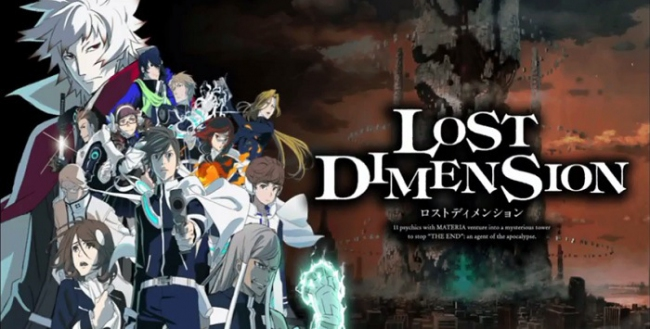 ����������� ��������� � ����������� JRPG Lost Dimension