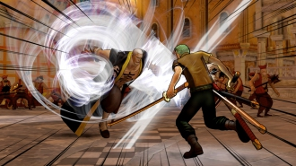 ������� �������� � ��������� One Piece: Pirate Warriors 3 � ����� ����������