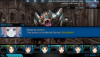 Скриншоты Operation Abyss: New Tokyo Legacy