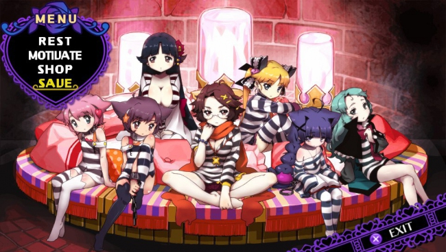 Обзор Criminal Girls: Invite Only