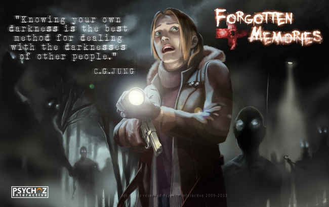 Forgotten Memories: Alternate Realities для PlayStation Vita выйдет в этом году