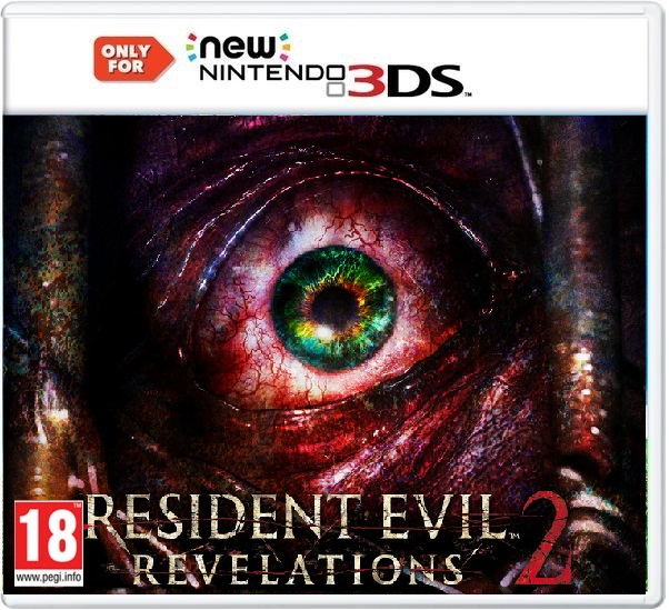 Resident Evil Revelations 2 �� ������ �� PlayStation Vita, ��������������� ������ ��� New Nintendo 3DS